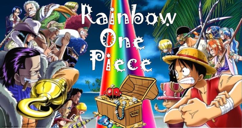 Rainbow One Piece V2