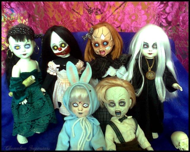 mes pullips et mes living dead dolls Family10