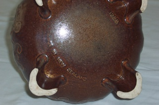 Crown Lynn Biscuit Barrell 1288 Manos_61