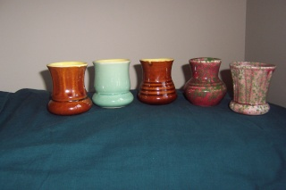 Waifs and Strays - including mini vases Miniat12