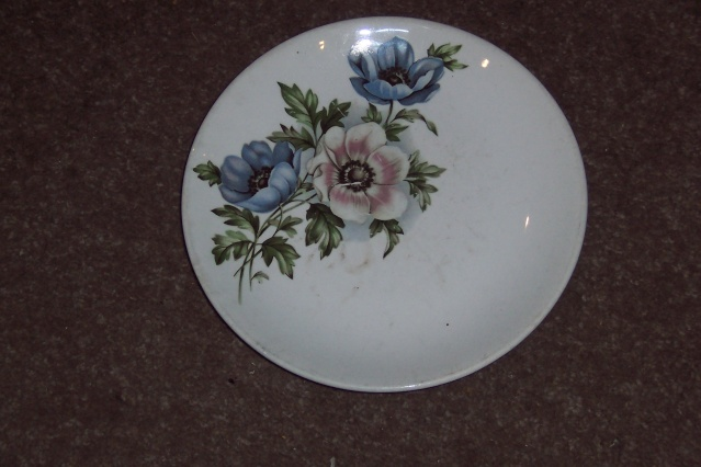 Kelston Ceramics New Zealand No Name and Victoria d070 and Westminster d619 ~ Plates11