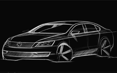 2011 - [Volkswagen] Passat US 500x_v10