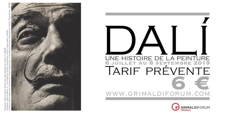 Dalí al Grimaldi Forum di Monaco 06/07-08/09/2019 0012