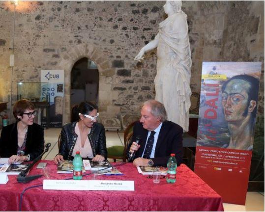 """""""Io Dalí"""" mostra a Catania fino al 10 Febbraio 2019 0111"""