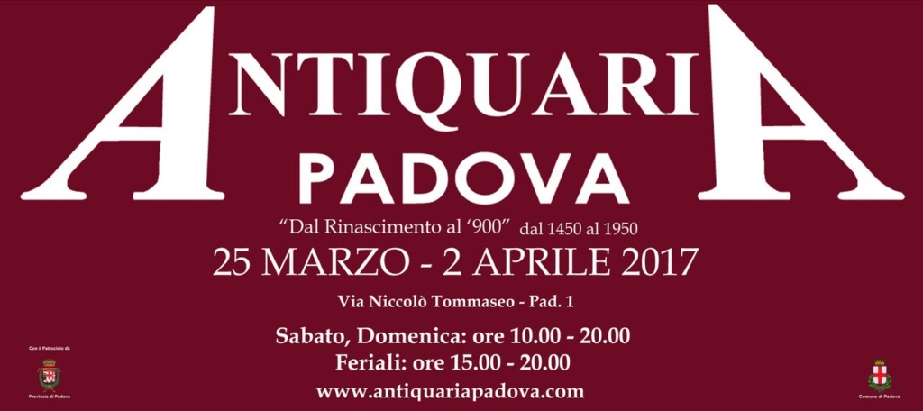 NUNZIANTE ad ANTIQUARIA PADOVA 02/03-02/04 2019 0114