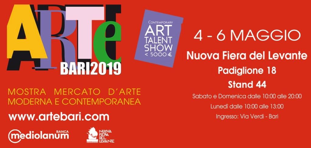 NUNZIANTE ad ARTE BARI 4-6 Maggio 2019 0115
