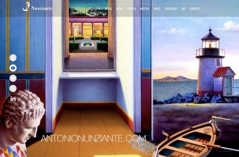 ONLINE il nuovo sito del maestro NUNZIANTE 0120
