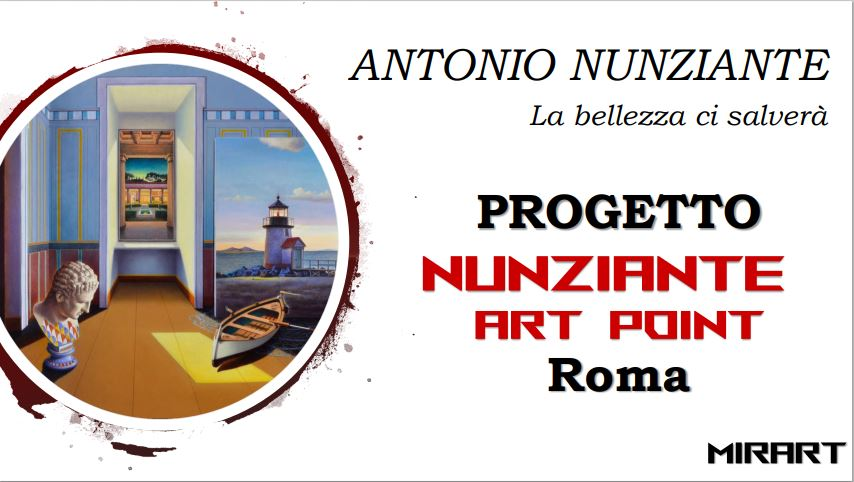 PROGETTO NUNZIANTE ART POINT, ROMA 0121