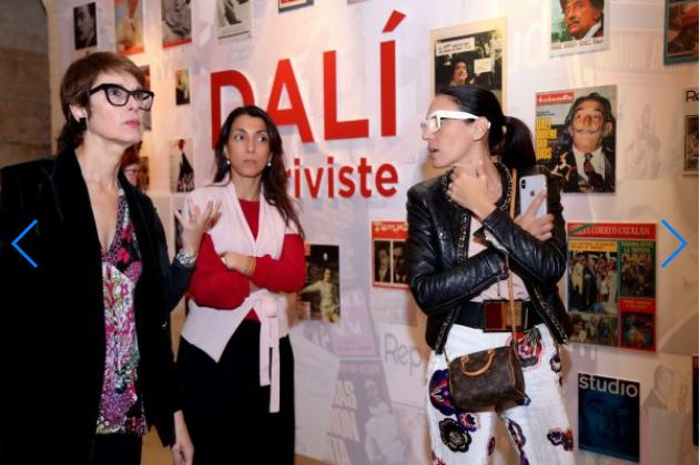 """""""Io Dalí"""" mostra a Catania fino al 10 Febbraio 2019 0211"""