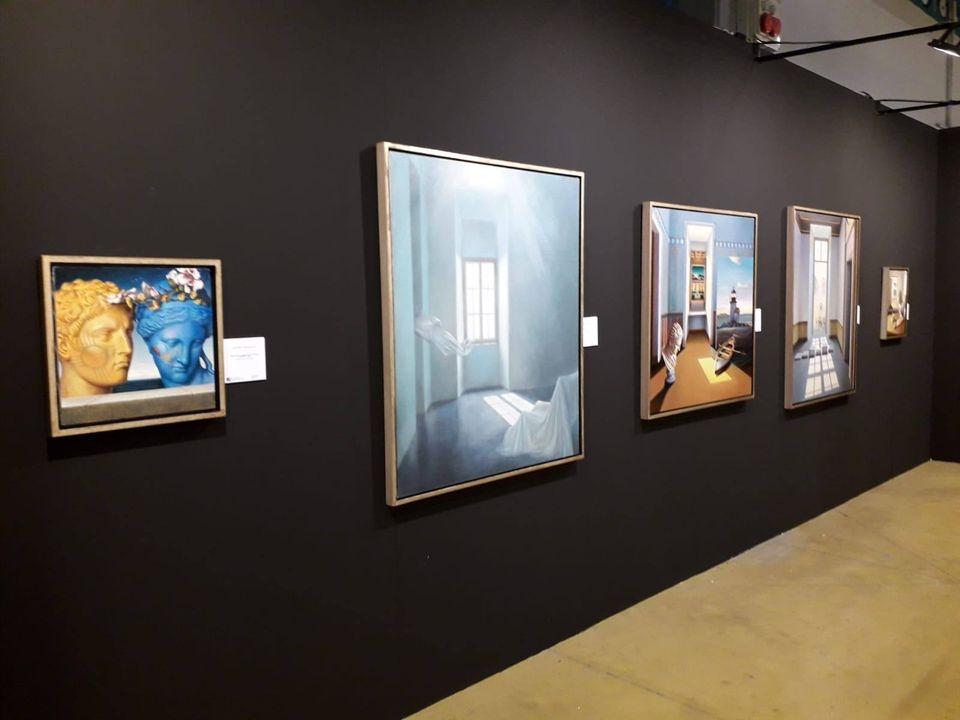 NUNZIANTE ad Art Parma Fair 3-4 e 9-10-11 Ottobre 2020 0217