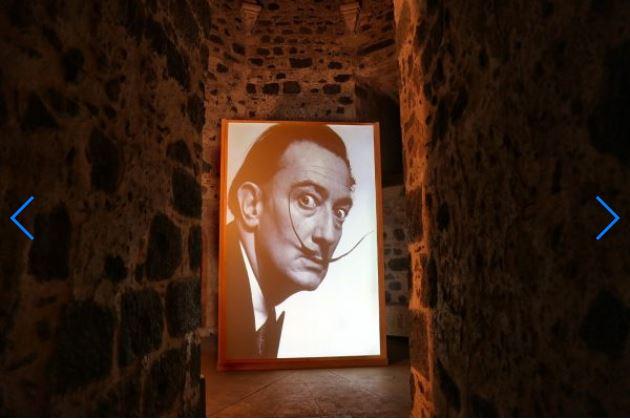 """""""Io Dalí"""" mostra a Catania fino al 10 Febbraio 2019 0311"""