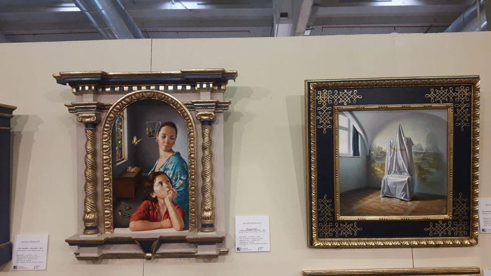 NUNZIANTE ad Art Parma Fair 3-4 e 9-10-11 Ottobre 2020 0315
