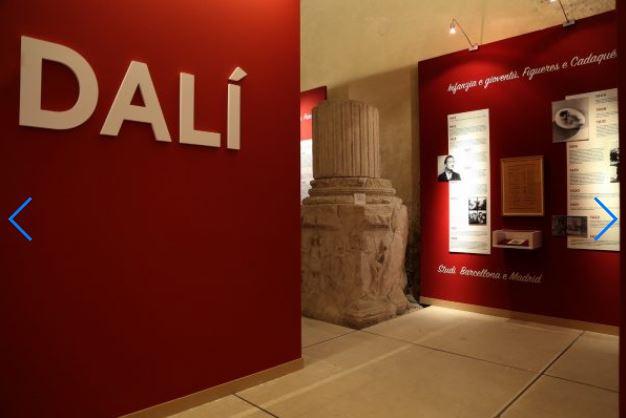 """""""Io Dalí"""" mostra a Catania fino al 10 Febbraio 2019 0411"""