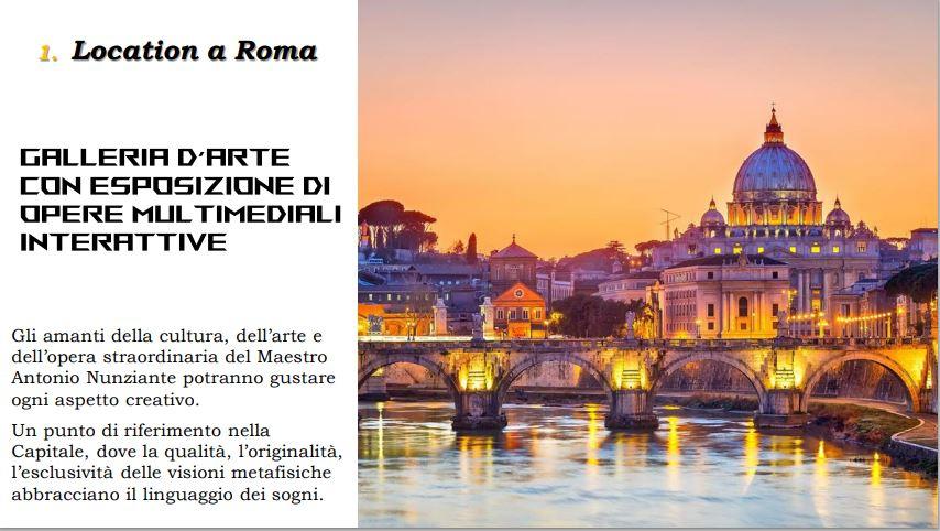 PROGETTO NUNZIANTE ART POINT, ROMA 0414