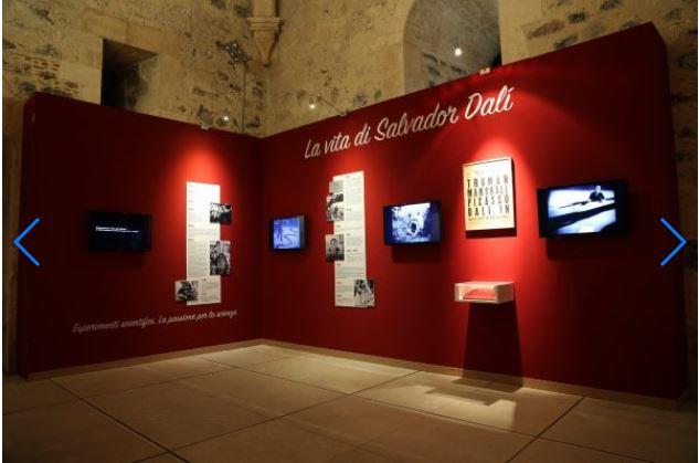 """""""Io Dalí"""" mostra a Catania fino al 10 Febbraio 2019 0611"""