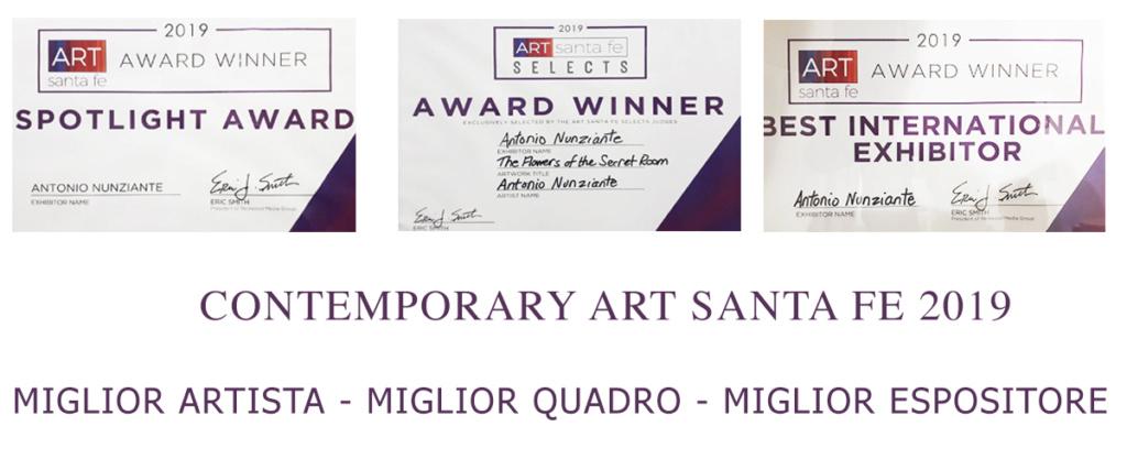 NUNZIANTE ad Art Santa Fe, 18-21 Luglio 2019 0613
