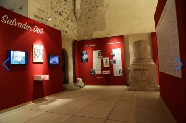 """""""Io Dalí"""" mostra a Catania fino al 10 Febbraio 2019 0811"""