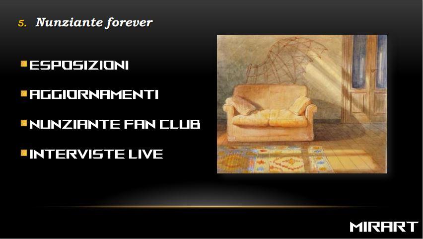 PROGETTO NUNZIANTE ART POINT, ROMA 0812