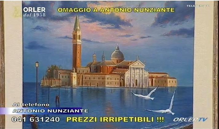 Speciale Nunziante Domenica 05 Aprile 2020 su Orler TV 1011
