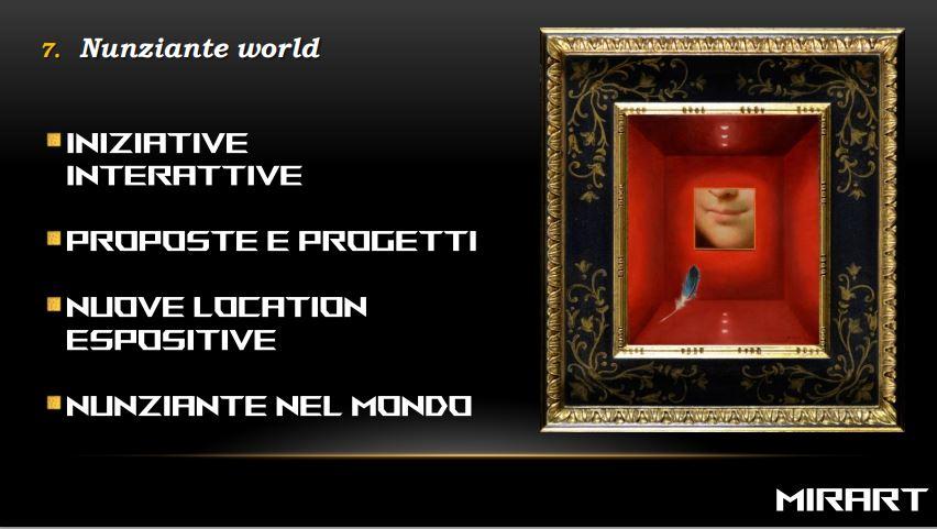 PROGETTO NUNZIANTE ART POINT, ROMA 1012