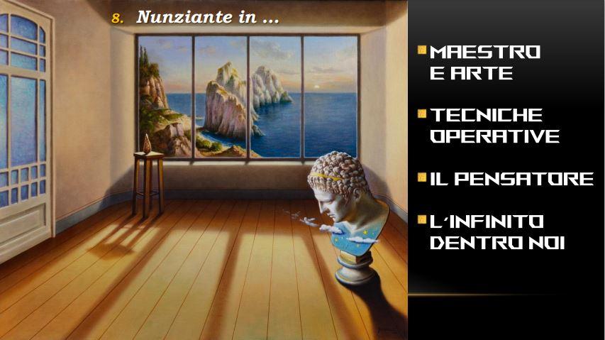 PROGETTO NUNZIANTE ART POINT, ROMA 1112