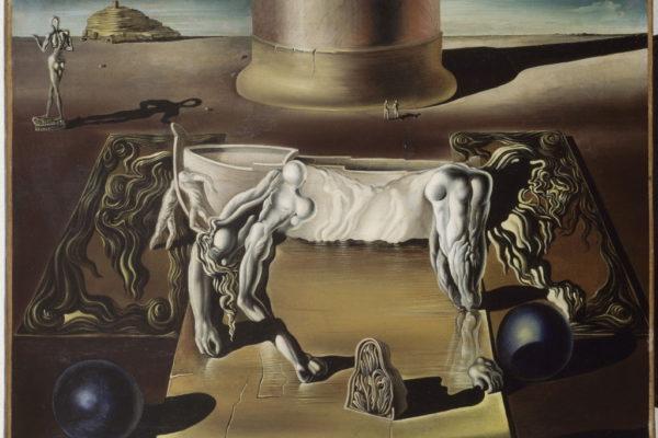 Da Magritte a Duchamp. 1929: il Grande Surrealismo dal Centre Pompidou, Pisa 11/10 - 17/02/2019  111a10