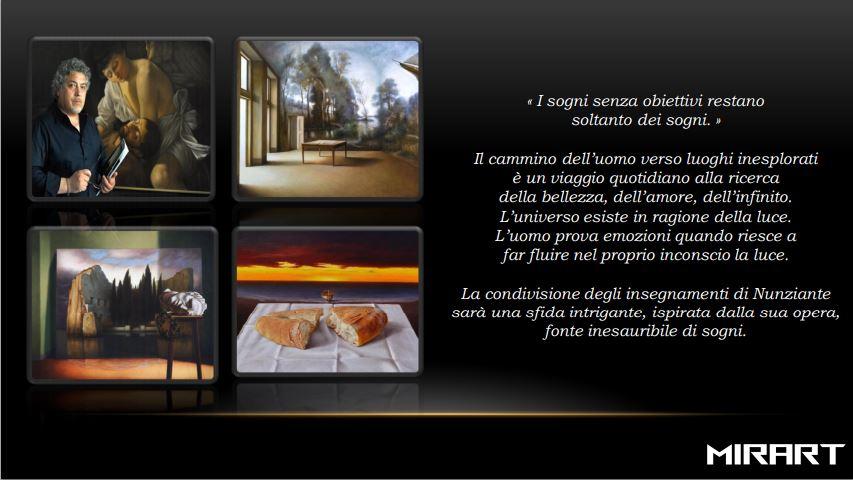 PROGETTO NUNZIANTE ART POINT, ROMA 1212