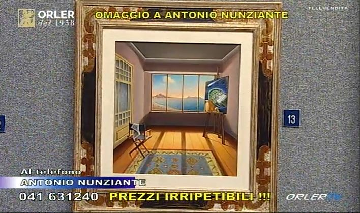 Speciale Nunziante Domenica 05 Aprile 2020 su Orler TV 1313