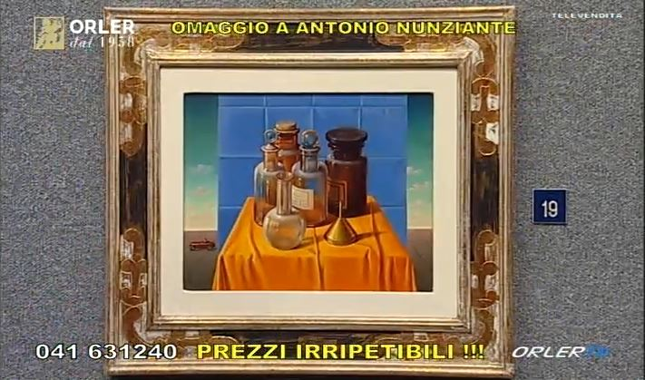 Speciale Nunziante Domenica 05 Aprile 2020 su Orler TV 1910
