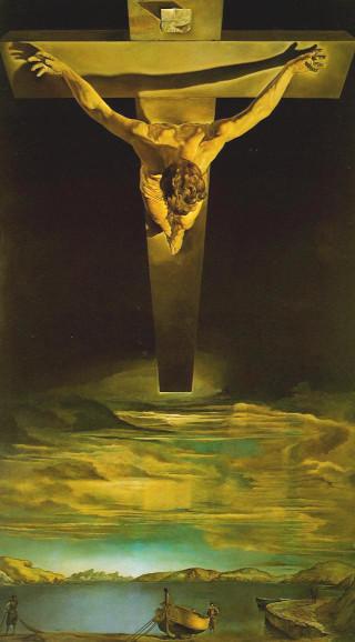 Il Cristo di San Giovanni della Croce esposto dal 1 Novembre 2020 a Figueres 1951_010