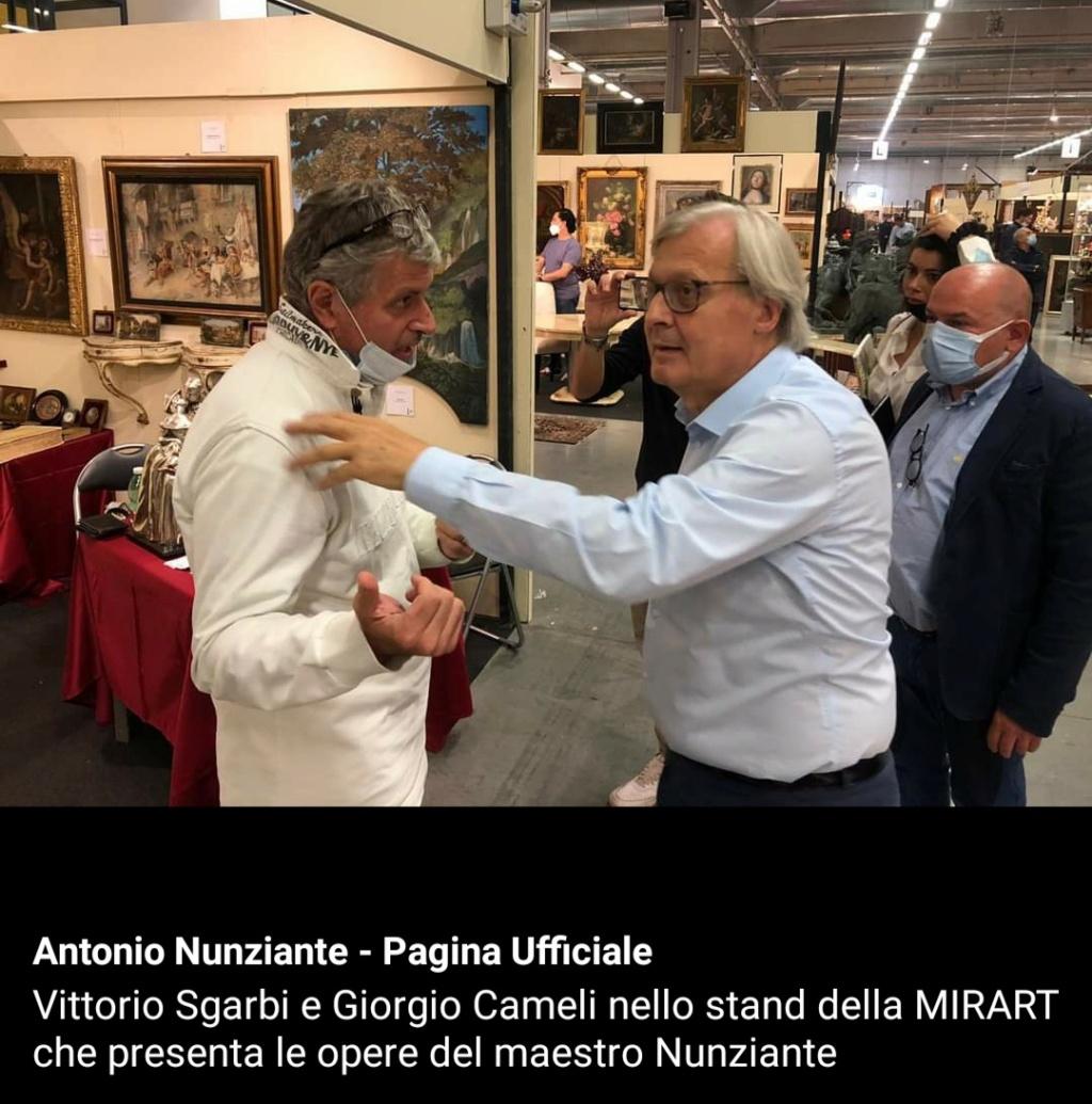 NUNZIANTE ad Art Parma Fair 3-4 e 9-10-11 Ottobre 2020 20201010