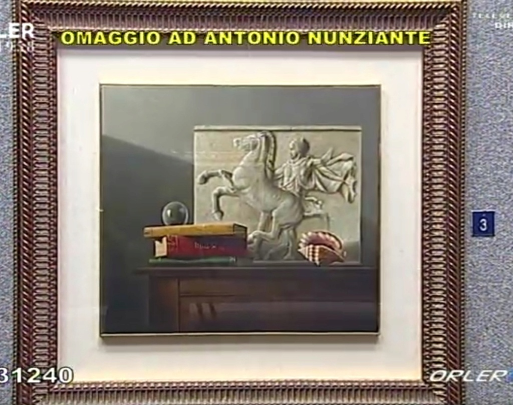 Omaggio a Nunziante, DOMENICA 23 Maggio 2021 Orler TV 20210511