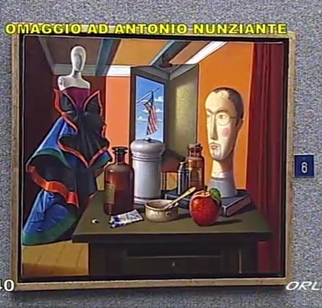Omaggio a Nunziante, DOMENICA 23 Maggio 2021 Orler TV 20210516