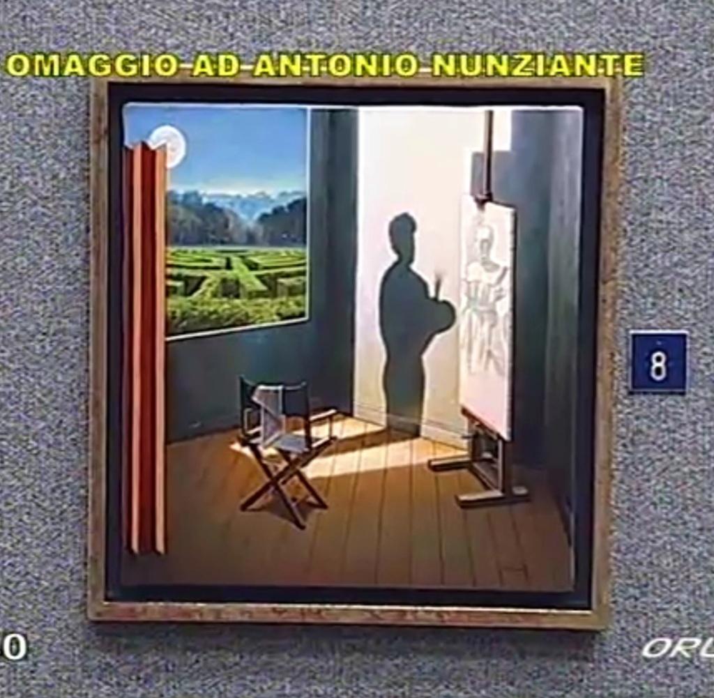 Omaggio a Nunziante, DOMENICA 23 Maggio 2021 Orler TV 20210518