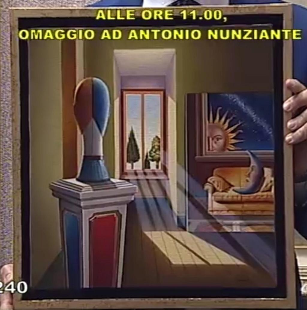 Omaggio a Nunziante, DOMENICA 23 Maggio 2021 Orler TV 20210519