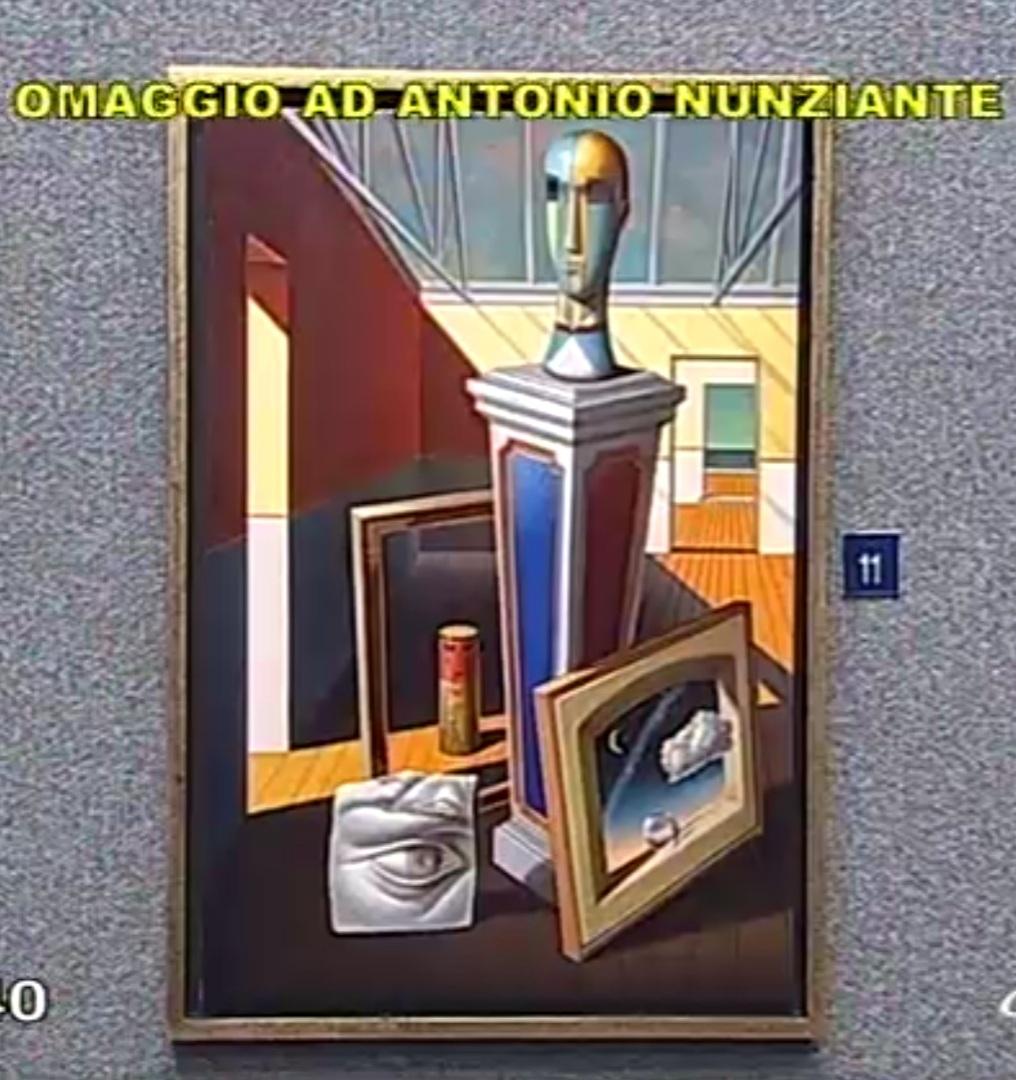 Omaggio a Nunziante, DOMENICA 23 Maggio 2021 Orler TV 20210521