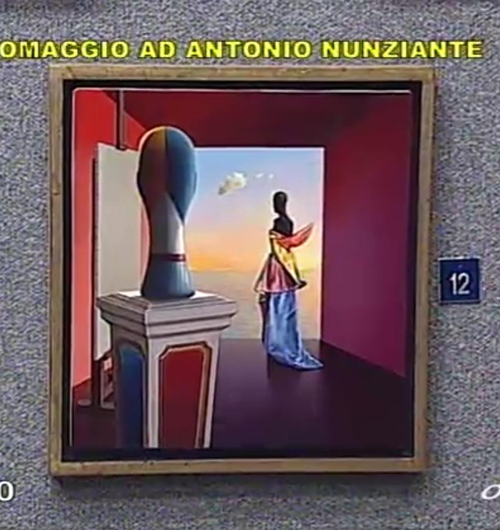 Omaggio a Nunziante, DOMENICA 23 Maggio 2021 Orler TV 20210522
