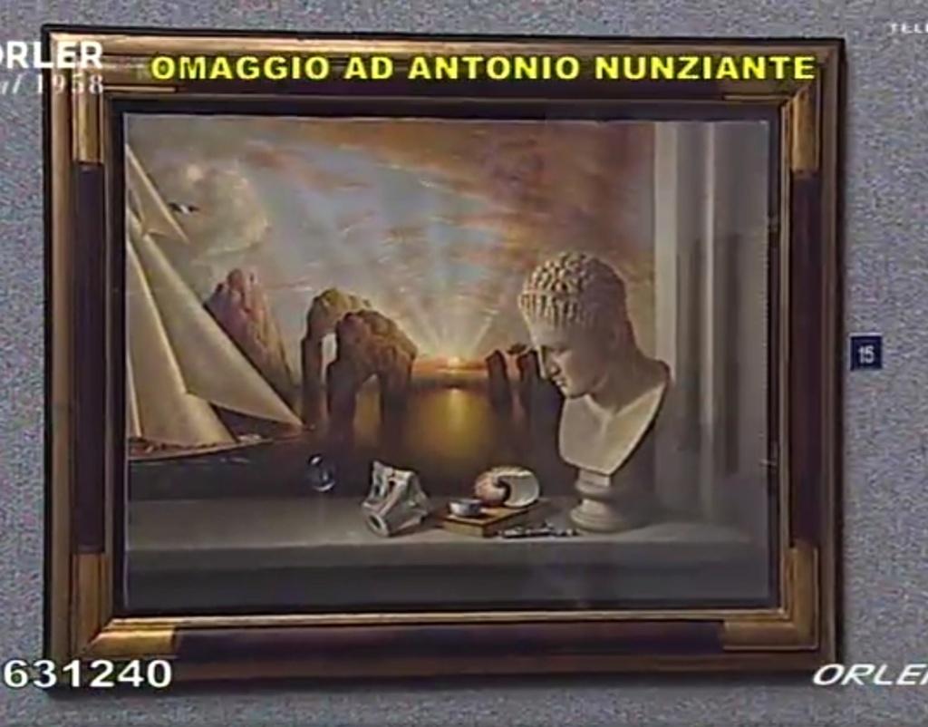 Omaggio a Nunziante, DOMENICA 23 Maggio 2021 Orler TV 20210524