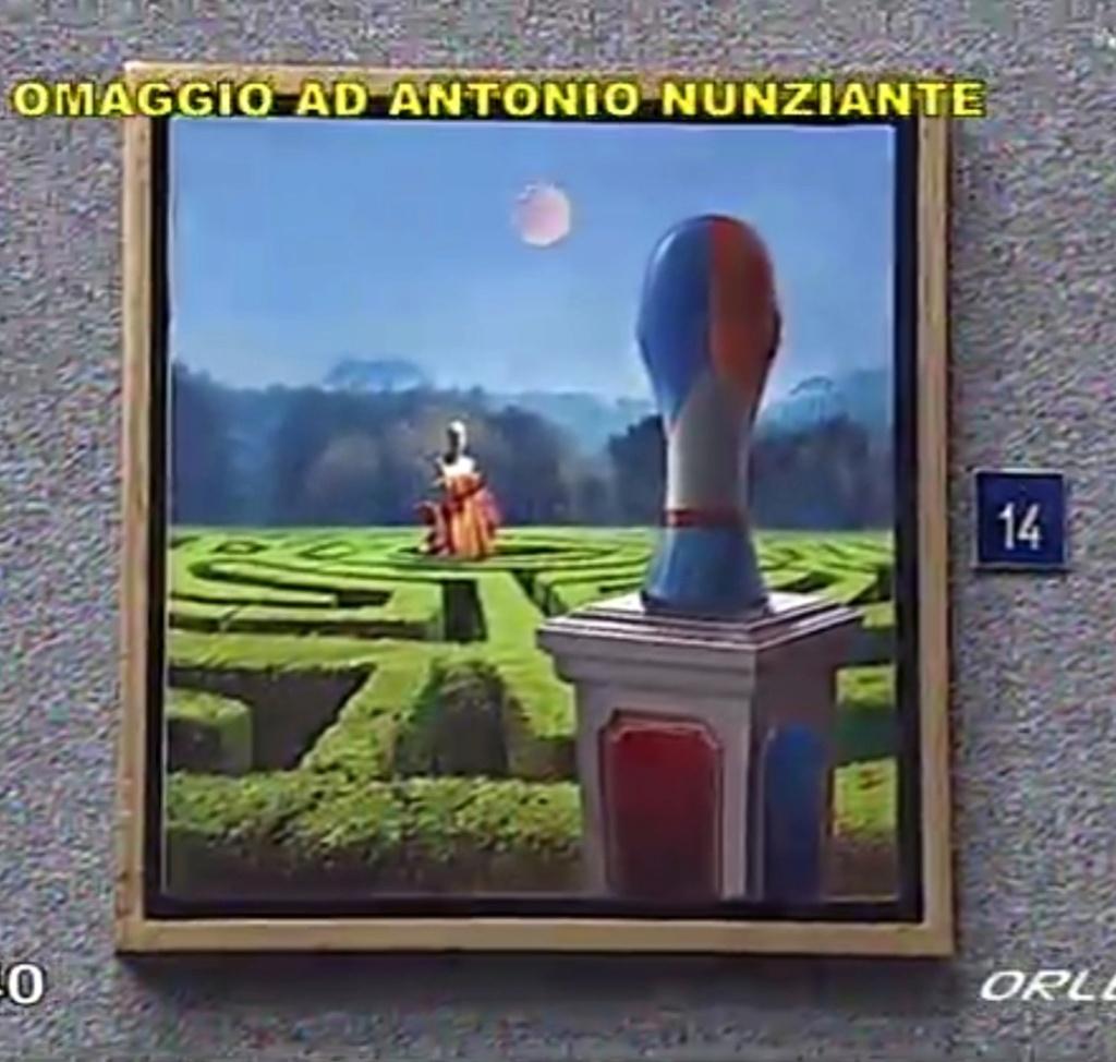 Omaggio a Nunziante, DOMENICA 23 Maggio 2021 Orler TV 20210526