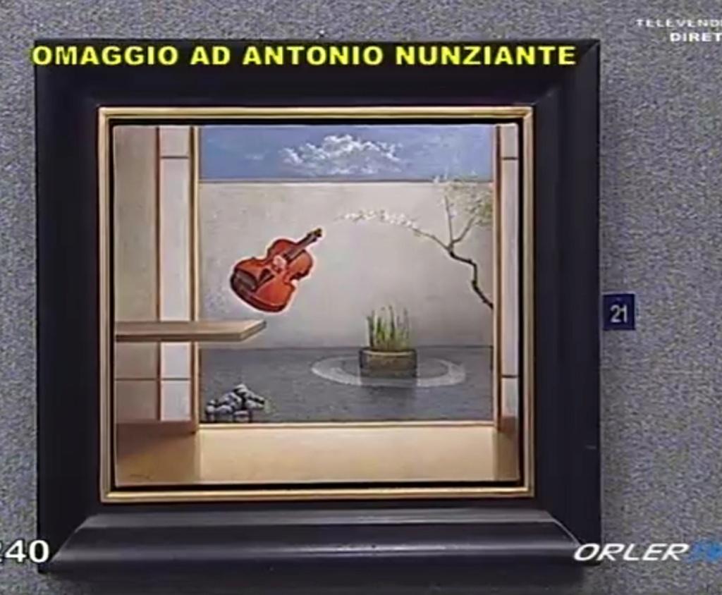 Omaggio a Nunziante, DOMENICA 23 Maggio 2021 Orler TV 20210533