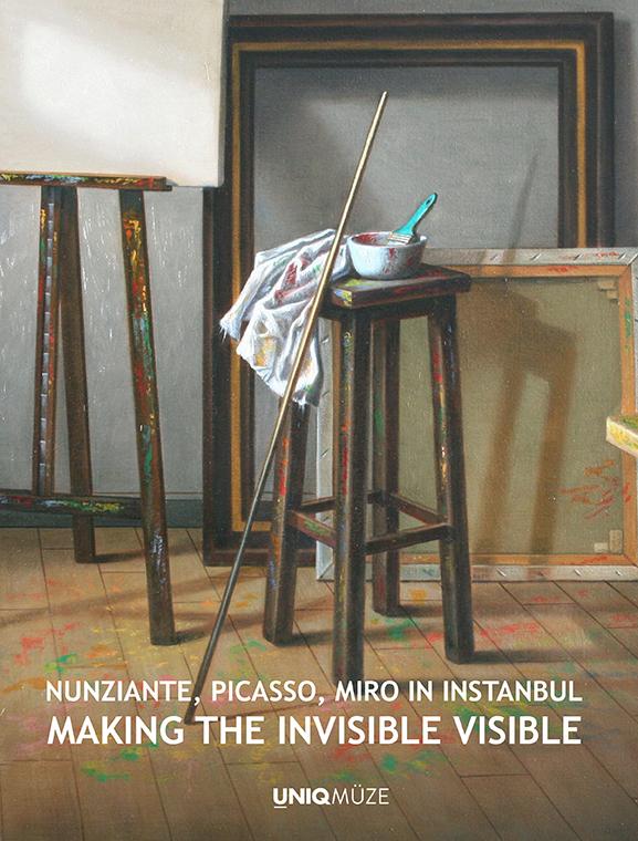 Catalogo NUNZIANTE - PICASSO -MIRO' - Uniq Museum, Istanbul 8b484910