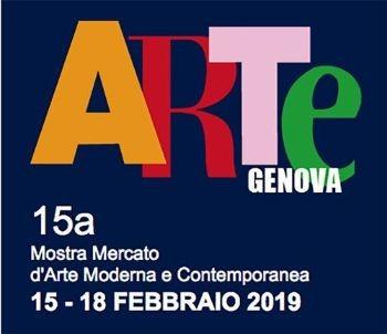 NUNZIANTE ad ARTE FIERA GENOVA 15-18 FEBBRAIO 2019 A11
