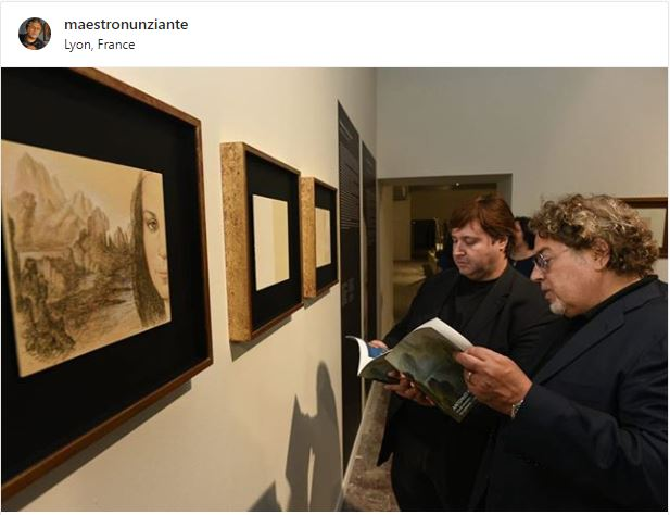 Leonardo-Nunziante, MUSÉE LA SUCRIÉRE, LIONE- 13.09.2018 > 13.01.2019  Cattur11