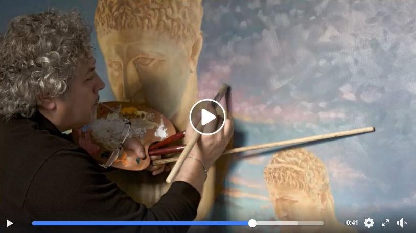 Nuovo video sulla pagina ufficiale Facebook del maestro Nunziante Cattur12