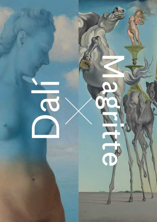 Mostra Dalí & Magritte - 11/10/19 - 09/02/2020 Bruxelles Dalima10