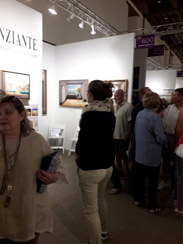NUNZIANTE ad Art Santa Fe, 18-21 Luglio 2019 Img-2014