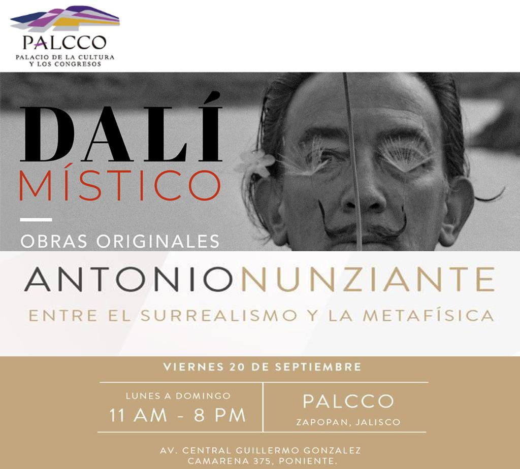 Mostra Dalí - Nunziante in Messico 20/09/2019 - 27/11/2019 Img-2015