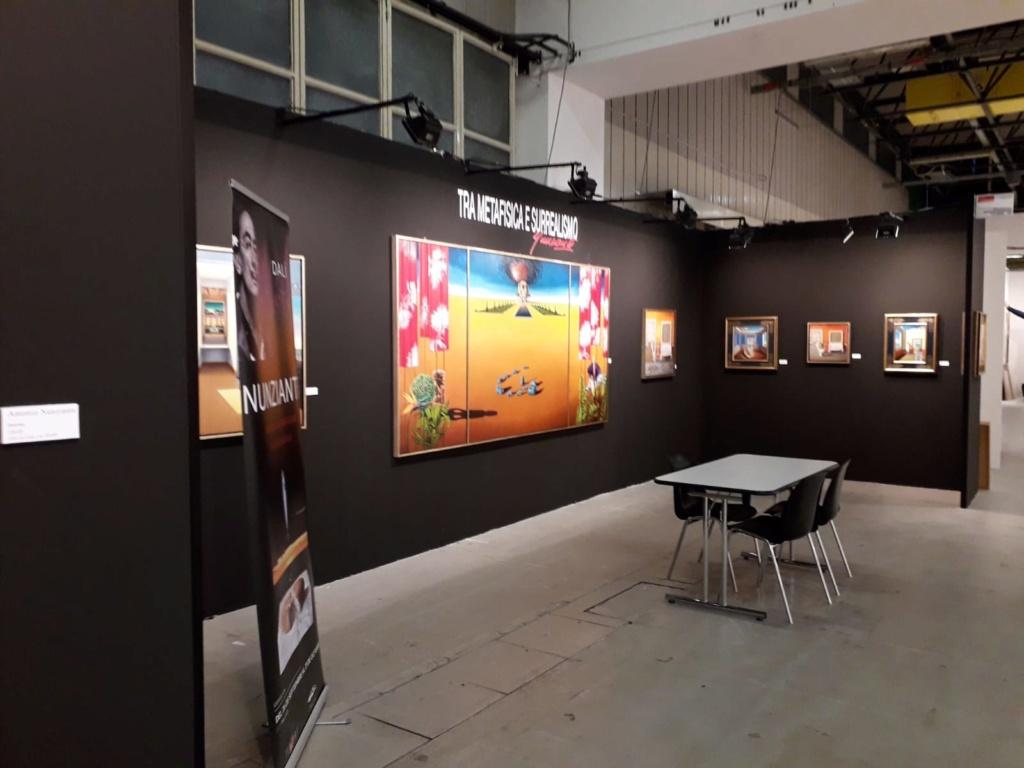 NUNZIANTE a Forlì Arte Contemporanea 1-3 Novembre 2019 Img-2023
