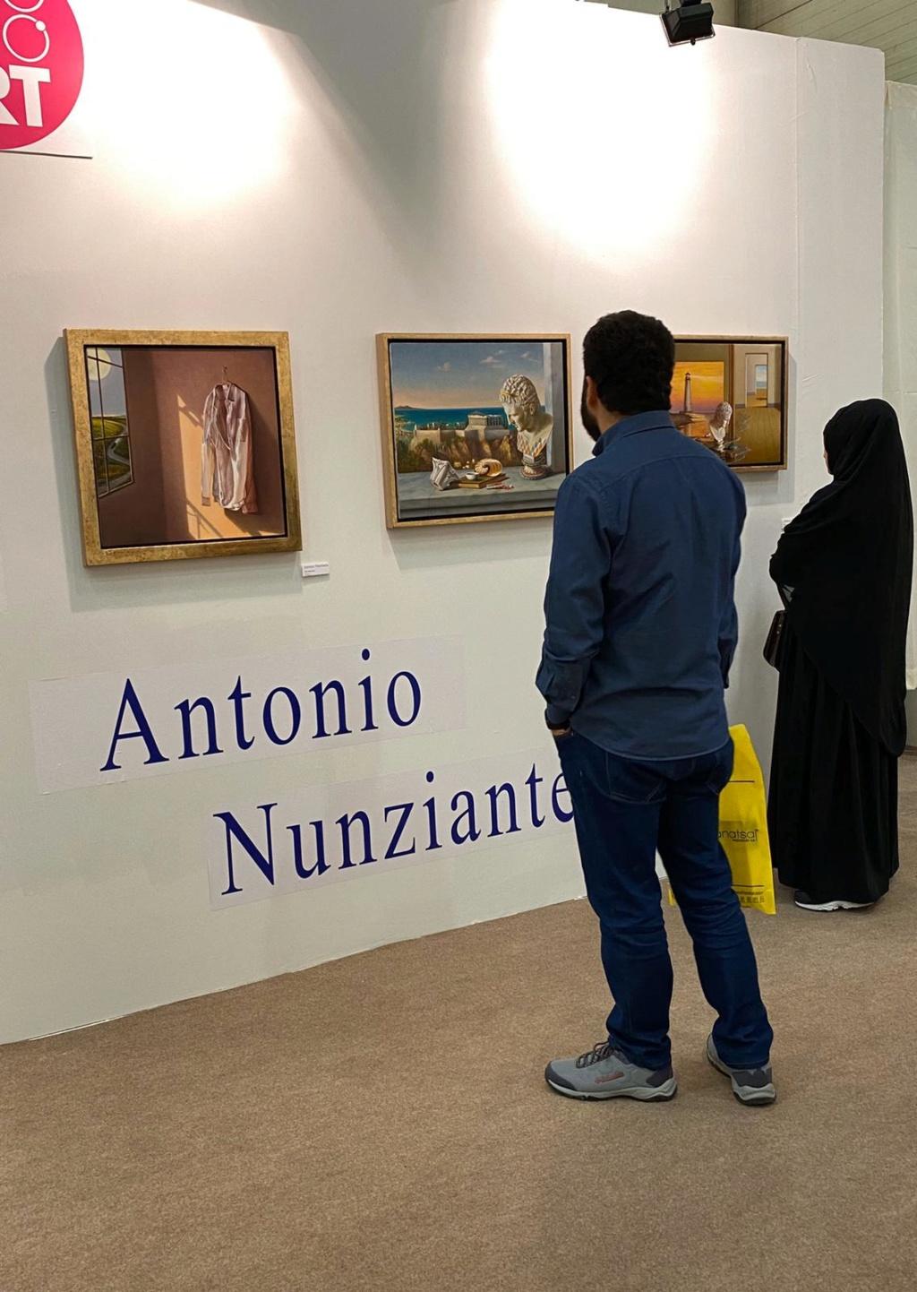 NUNZIANTE a Forlì Arte Contemporanea 1-3 Novembre 2019 Img-2025