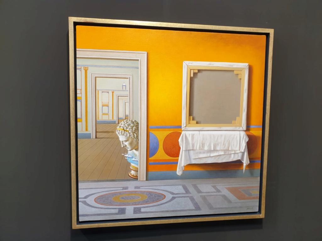 NUNZIANTE ad Arte Genova 14-17 Febbraio 2020 Img-2038